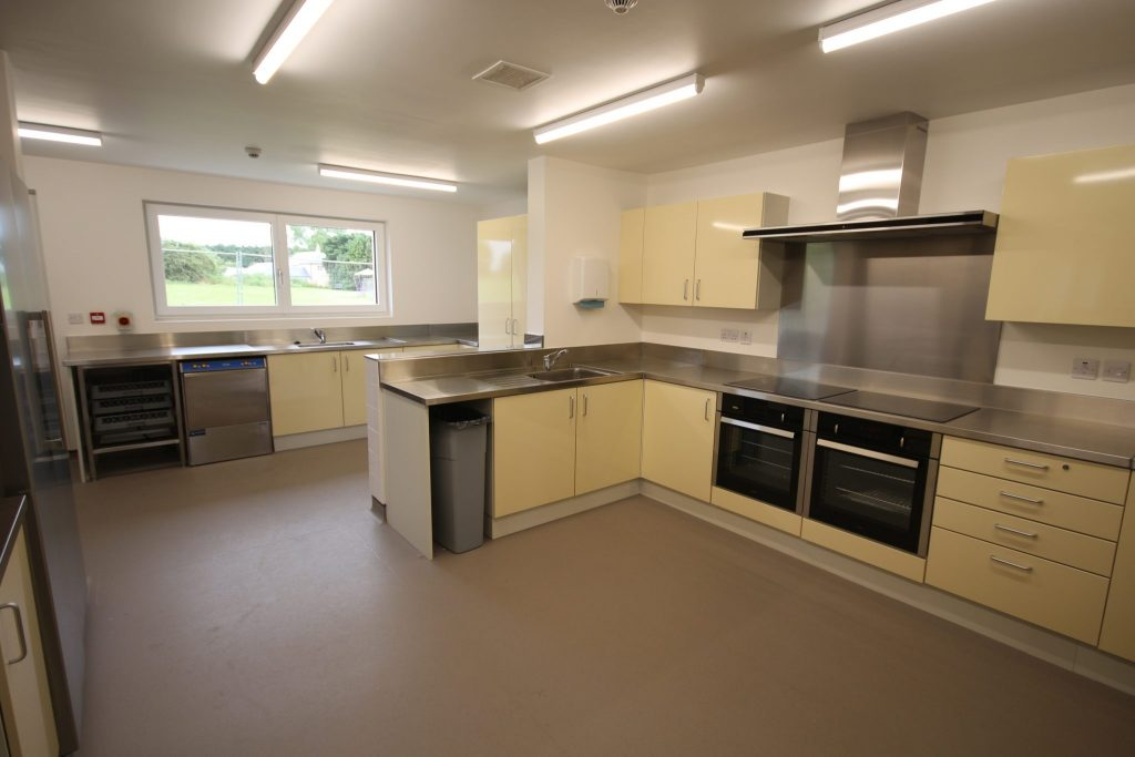 Village Hall Catering Kitchen