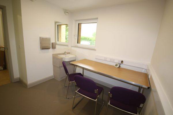 Meeting Room with Sink