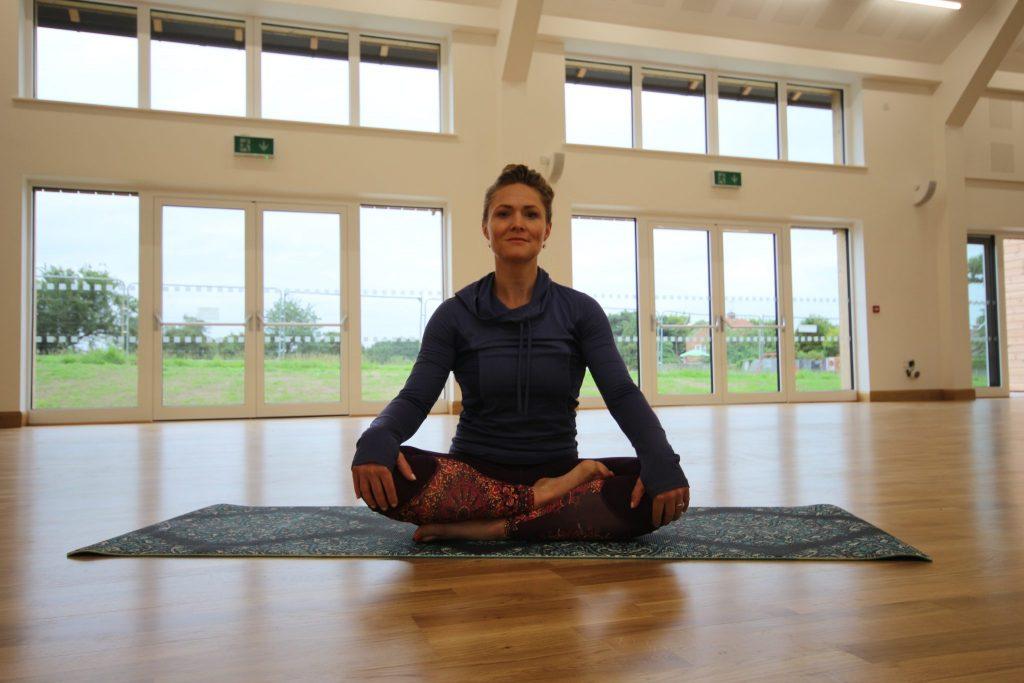 Yoga Class Main Hall